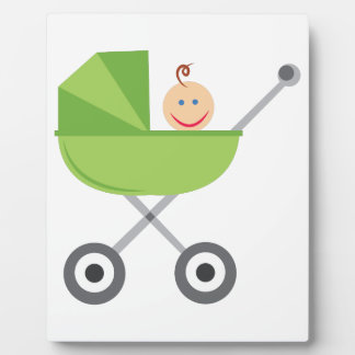Baby Buggy Plaque