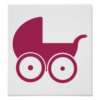 Baby buggy posters