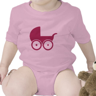 Baby buggy rompers