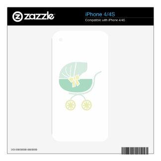 Baby Buggy iPhone 4 Decals