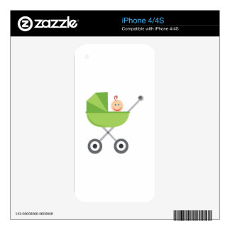 Baby Buggy Skins For The iPhone 4S