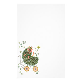 Baby Buggy Stationery