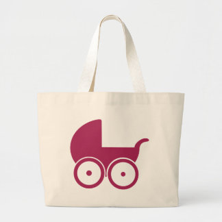 Baby buggy tote bags