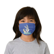 Baby Bugs Bunny | That's All Folks Kids' Cloth Face Mask