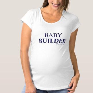 Baby Builder Maternity T-Shirt