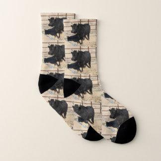 Baby Bull Unisex Socks
