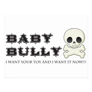 Baby Bully Postcards