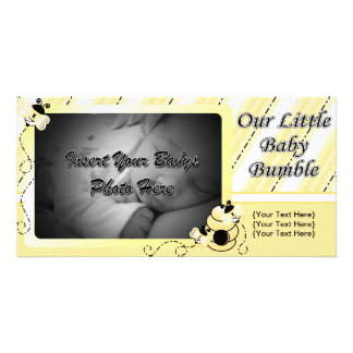 Baby Bumble Announcement