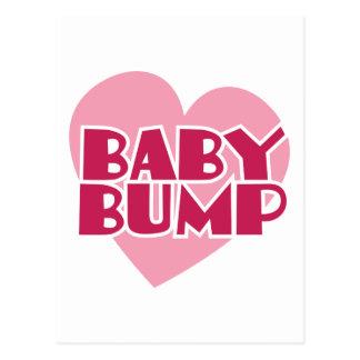 Baby Bump design Post Card