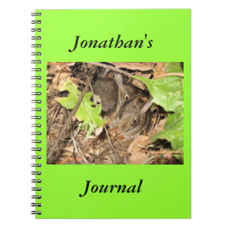 Baby Bunnies Personalize Journal