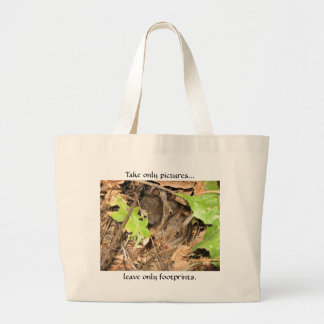 Baby Bunnies-Take Only Pictures Tote Bags