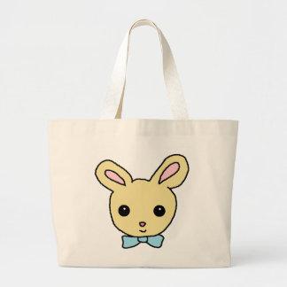 Baby Bunny Canvas Bags