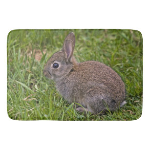 Baby Rabbit Bath Mats Rugs Zazzle