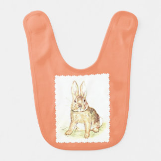 Baby Bunny Bib