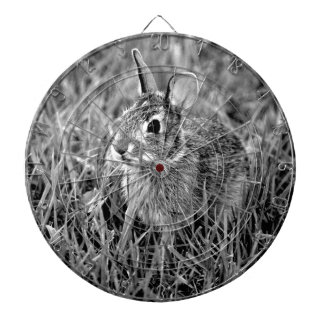 Baby Bunny Dartboard With Darts