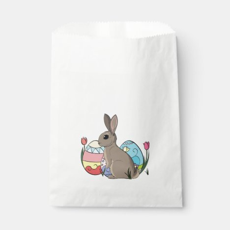 Baby Bunny -Easter Favor Bag