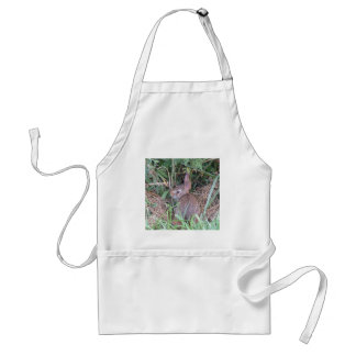 Baby Bunny Grilling Apron