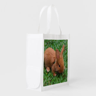 Baby Bunny Grocery Bag