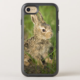 Baby Bunny In Grass OtterBox Symmetry iPhone 7 Case