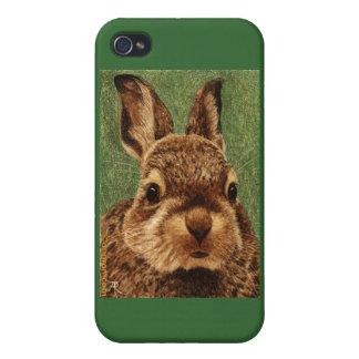 Baby Bunny iPhone 4 Case