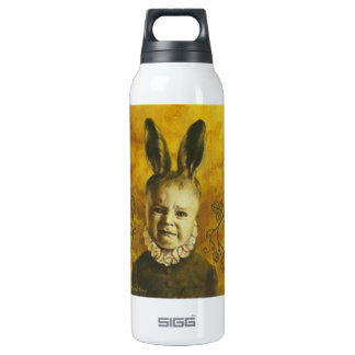 Baby Bunny Mutant Liberty Thermos Bottle