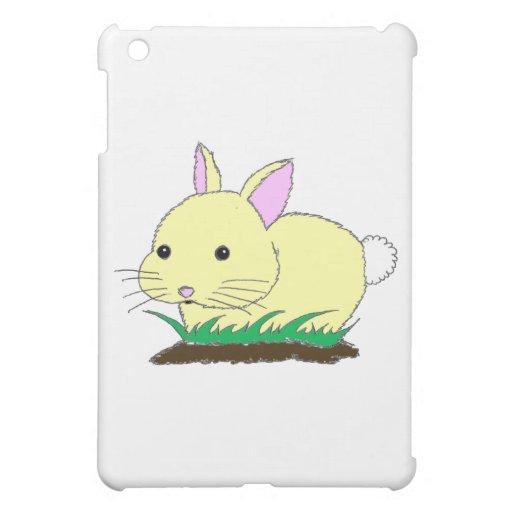 Baby Bunny Rabbit iPad Mini Case