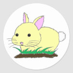 Baby Bunny Rabbit Stickers