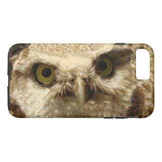 Baby Burrowing Owl Bird Wildlife iPhone 7 Case
