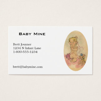 Baby Business Card