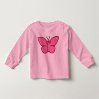 Baby Butterfly Toddler T-shirt