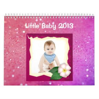 Baby Calendar 2013