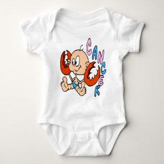 Baby Cancer Baby Bodysuit