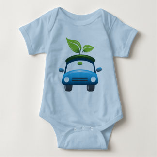 baby car shirt. baby bodysuit