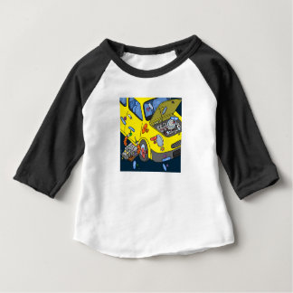 baby car tee by DAL