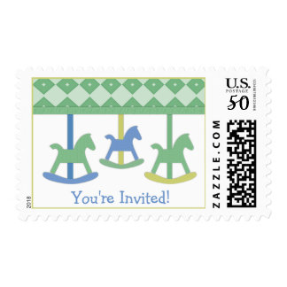Baby Carousel Collection Postage