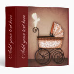 Baby Carriage Binders