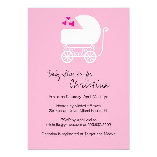 Baby Shower Invitation Text Ideas for nice invitation template