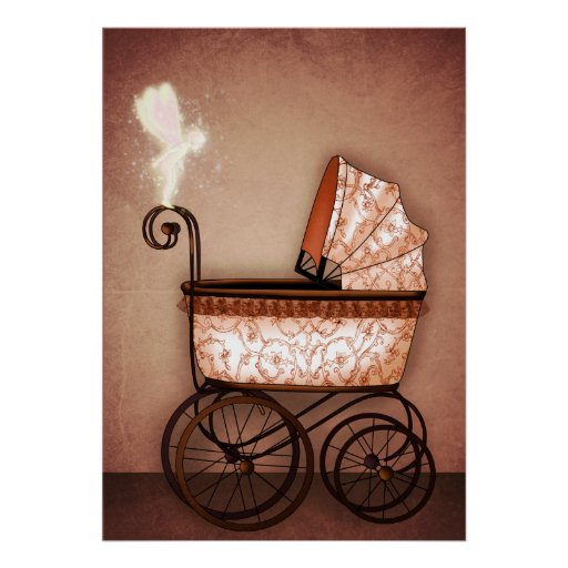Baby Carriage Posters