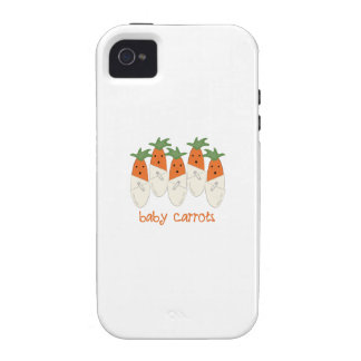 Baby Carrots iPhone 4 Cover