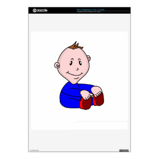Baby cartoon skin for the PS3 slim