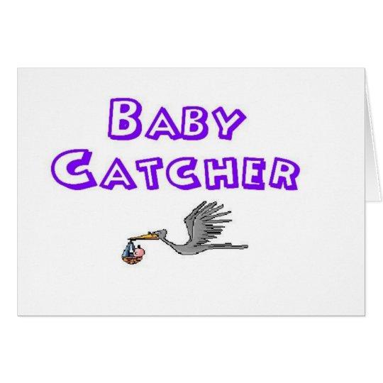 baby catcher card