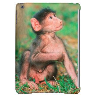 Baby Chacma Baboon (Papio Ursinus) iPad Air Cover