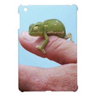 Baby chameleons perspective iPad mini covers