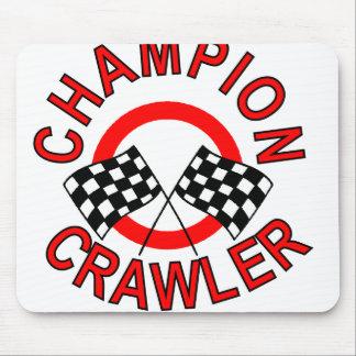 Baby Champion Crawler Mouse Pad