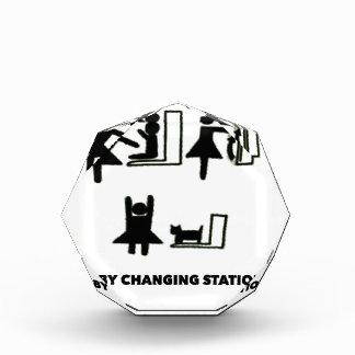 Baby Changing Station Award