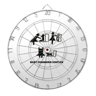 Baby Changing Station Dart Boards
