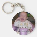Baby Cheering Key Chain