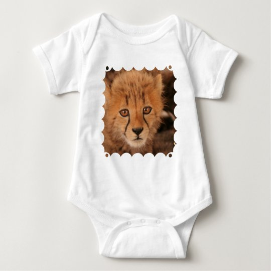 Baby Cheetah Baby T-Shirt