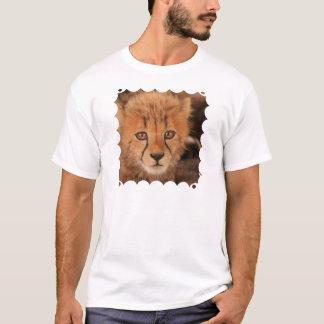 Baby Cheetah Men's T-Shirt