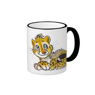 Baby Cheetah Mug